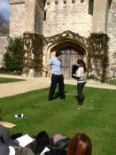 Bath Spa University International Shakespeare's Audiences Project